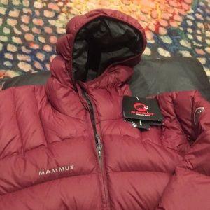 Mammut women's xl kahiltna NWT beautiful jacket .
